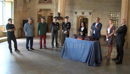 Iss: consegnati tre nuovi defibrillatori alle forze dell'ordine