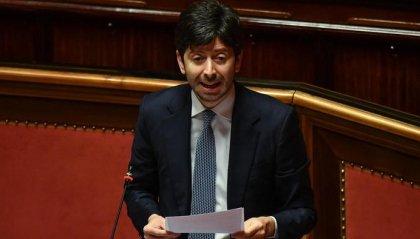 """Il ministro Speranza in Senato: """"Stato di emergenza, nulla è ancora deciso"""""""