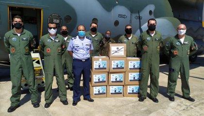 Coronavirus: l'Iss di San Marino dona al Brasile 3.000 mascherine e 100 tute protettive
