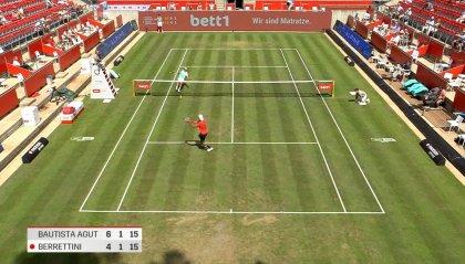 Tennis, Berrettini vola in finale. Sinner fuori contro Thiem