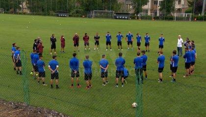 La Nazionale di San Marino è tornata al lavoro