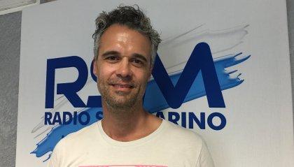 """#IOSTOCONGLIARTISTI - """"SENTI CHE ESTATE"""": Riccardo Amadei"""