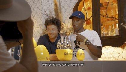 Le posate made in Pharrell Williams