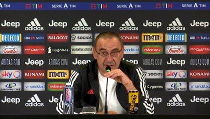 """Sarri: """"Se gioca Ronaldo? Non so, valuteremo"""""""