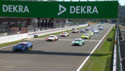 Gara 1, a Spa dominano Mueller e l'Audi