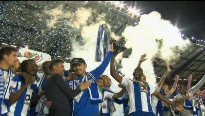 Il Porto vince anche la Coppa, Benfica battuto 2-1