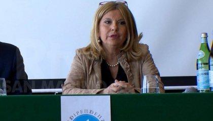 Nadia Ottaviani lascia Indipendenza Sammarinese