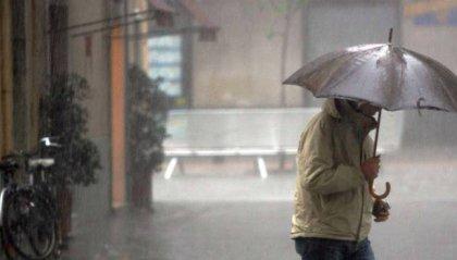 Previsti temporali e vento: allerta della Protezione Civile