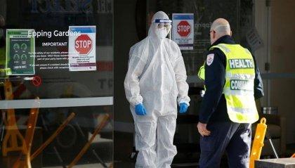 Coronavirus: obbligo mascherina al chiuso in Italia fino a ferragosto. Stop al commercio al Melbourne