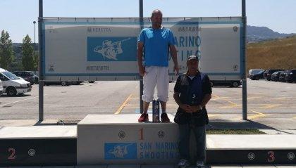 Denis Giardi è campione sammarinese di Compak Sporting