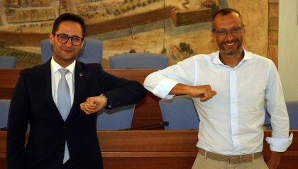 Il Segretario Righi incontra il sindaco di Pesaro per il progetto San Marino 2030
