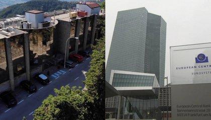 100 milioni dalla BCE a tasso zero: operazione in stadio avanzato per stabilizzare il settore bancario