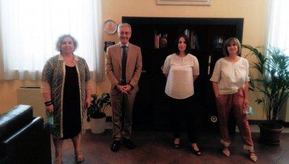 Rimini, il prefetto ha incontrato i segretari provinciali di CGIL, CISL e UIL