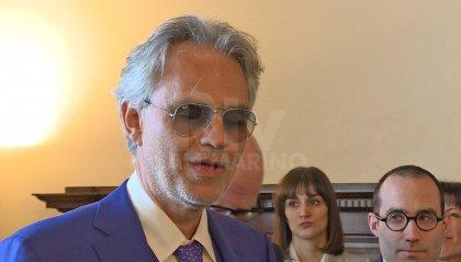 Andrea Bocelli: da oggi, anche formalmente, il celebre tenore non è più Ambasciatore a disposizione di San Marino