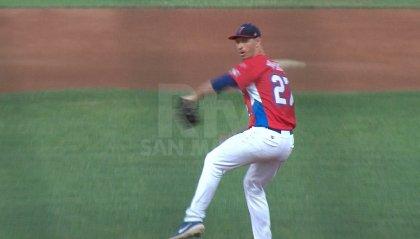 Baseball: San Marino vince 6-4 contro la Fortitudo
