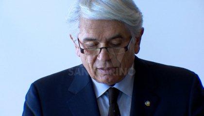 Indipendenza sammarinese: Negri lascia la presidenza