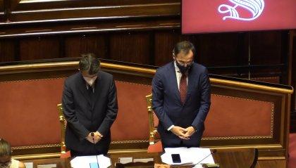 Sergio Zavoli: in Senato un minuto di silenzio, poi l'applauso