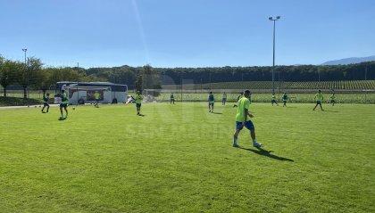 Tre Fiori: rifinitura al centro sportivo di Nyon