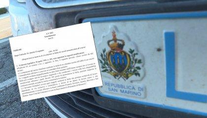 Caso targhe: presentato emendamento dal Senatore del Pd Alan Ferrari
