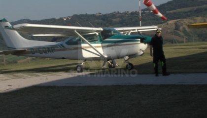 Aeroclub sottoscrive convenzione con Protezione Civile