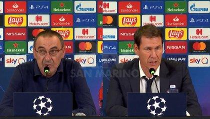 """La Juve vince, ma passa il Lione. Sarri: """"Eliminati da un rigore assurdo"""""""