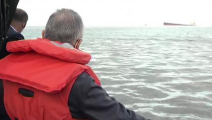 Mauritius: emergenza ambientale per 'marea nera'