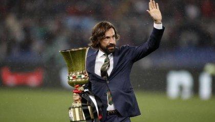 Sorpresa Juve: la panchina ad Andrea Pirlo
