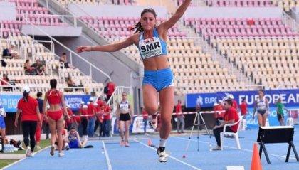 Atletica leggera: Giulia Gasperoni supera la barriera dei 5 metri nel salto in lungo al Meeting di Fermo