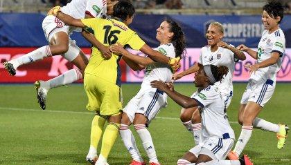 Femminile: Olympique Lione ai rigori vince la Coppa di Francia