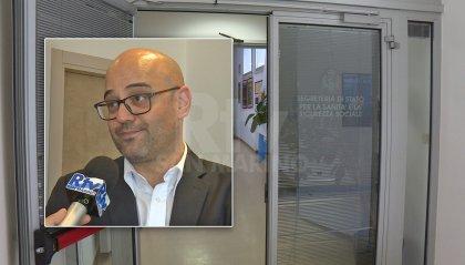 """San Marino Level-3, Segretario Ciavatta: """"Nessun allarme per la Repubblica"""". In arrivo decreto sui rientri"""