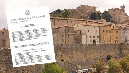 San Marino: le nuove disposizioni per i rientri in territorio