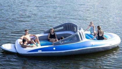 Lo yacht gonfiabile a 300 euro