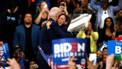 "Presidenziali, Biden-Harris contro Trump: ""semina odio"""