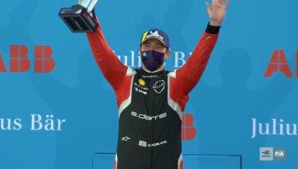 Formula E, Rowland domina il penultimo round
