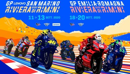 MotoGP: ecco il poster per le gare di Misano
