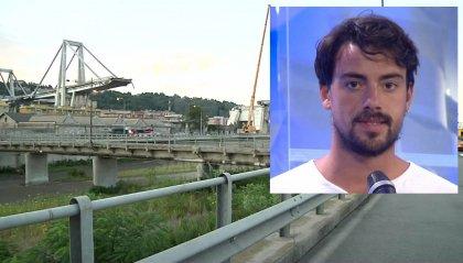 """Giuseppe Taddei, sammarinese col cuore a Genova """"sono rimasto per settimane ad aiutare i vigili del fuoco"""""""