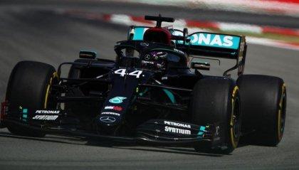 Formula 1: in Spagna dominano le Mercedes
