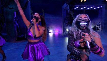 Video Music Awards: lo show di Lady Gaga e Ariana Grande