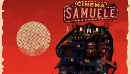 "2 Ottobre arriva""Cinema Samuele""il nuovo di Samuele Bersani"
