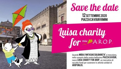 Luisa Charity for AROP