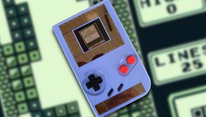 """E' pronto il primo """"Game Boy"""" senza batterie"""