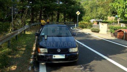 Murata: ragazza investita da un'auto, ricoverata con prognosi di 30 giorni