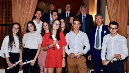 "Il Rotary premia i ""maturi"" sammarinesi"