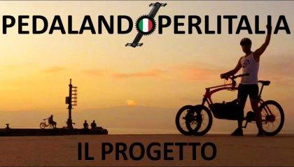 """Progetto """"Pedalando per l'Italia"""" di Marco Manila"""