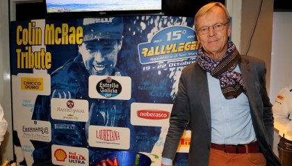 "Rallylegend, Ari Vatanen si aggiunge alla lista dei ""super big"""