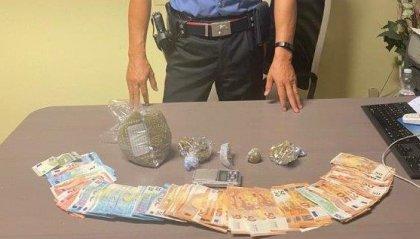 Coriano: 21 enne arrestato dai Carabinieri per possesso di droga