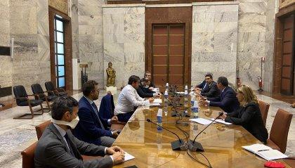 Al MISE primo incontro tra Italia e San Marino per affrontare rapidamente i temi di Energia e Telecomunicazioni