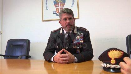 """Il comandante Sportelli saluta Rimini """"per le forze di polizia è una Università"""""""