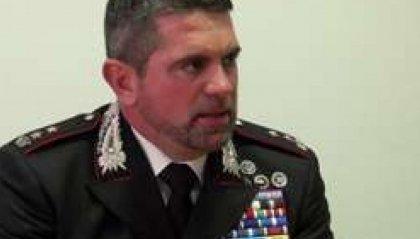 Il Sindaco ringrazia e saluta il Colonnello Giuseppe Sportelli che lascia il comando Provinciale dei Carabinieri di Rimini per un nuovo incarico a Roma