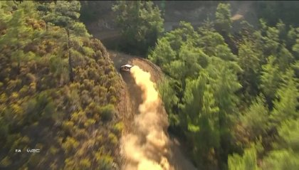 Rally Turchia: Loeb guida davanti a Neuville